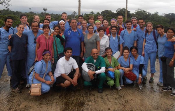 Medical Mission to Ecuador