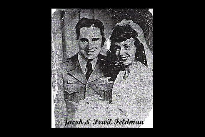 Jacob & Pearl Feldman